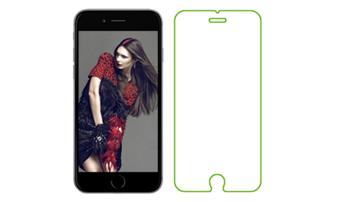Защитная плёнка Glass Protection Film Apple iPhone 6 Plus